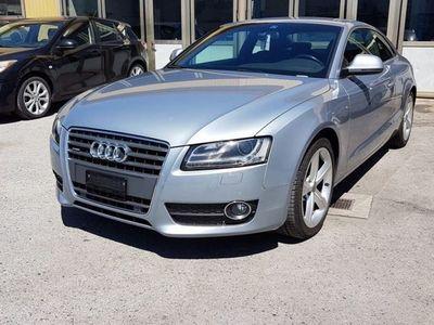 gebraucht Audi A5 Coupé 2.0 TFSI quattro