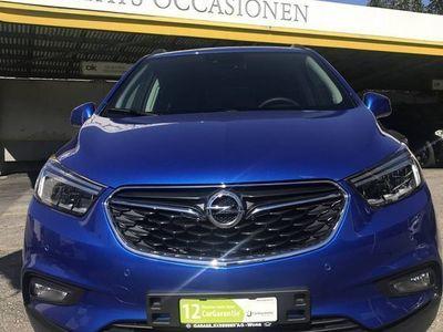 gebraucht Opel Mokka X 1.4T ecoTEC Excellence S/S