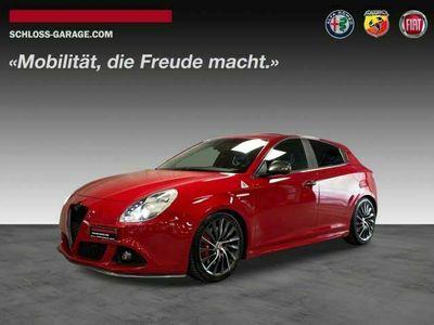 gebraucht Alfa Romeo Giulietta 1.8 TBi TCT QV