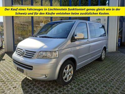 gebraucht VW Multivan T52.5 TDI 131 Comfortl. 4motio