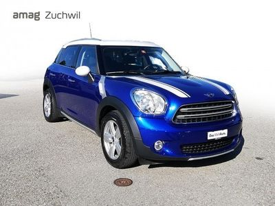 gebraucht Mini Cooper Countryman Countryman ALL4 Steptronic