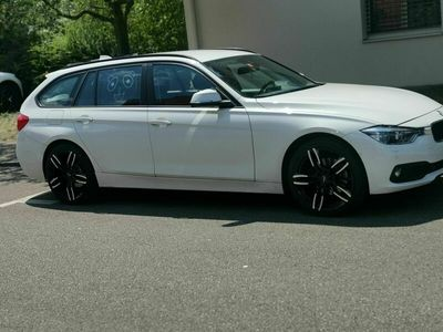 gebraucht BMW 320 3er 320d xdrive Touring steptronic 3er d xdrive Touring steptronic