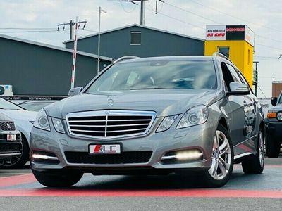 gebraucht Mercedes E250 CDI BlueEfficiency 4Matic 7G-Tronic