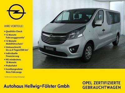 gebraucht Opel Vivaro B 1.6 CDTI Biturbo L1H1 2 7