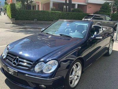 gebraucht Mercedes CLK55 AMG AMG Avantgarde Automatic