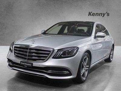 gebraucht Mercedes S560 S-KlasseV8 4Matic