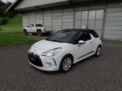 gebraucht DS Automobiles DS3 1.6 16V e-HDi SO Chic EGS6