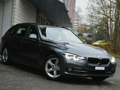 gebraucht BMW 318 d Touring Edition Sport Line Steptronic I Euro 6 I FU