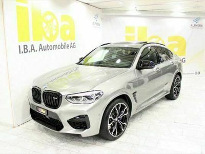 gebraucht BMW X4 X4 M CompetitionM Competition
