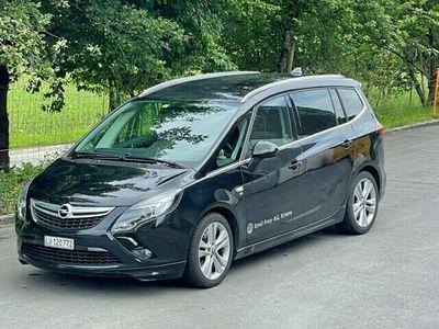 gebraucht Opel Zafira Tourer 1.6i 16V Turbo Drive