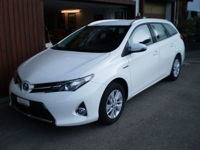gebraucht Toyota Auris Touring Sports 1.8 16V HSD Linea Luna Hybrid !!