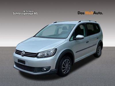 gebraucht VW Touran Cross Touran 1.6 TDI DSG