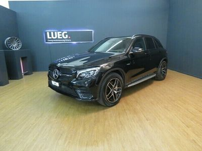 gebraucht Mercedes GLC43 AMG AMG 4Matic 9G-Tronic