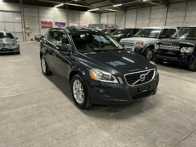 gebraucht Volvo XC60 T6 AWD Kinetic Geartronic
