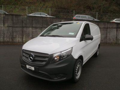 gebraucht Mercedes Vito 116 BlueTEC L 4Matic 7G-Tronic Euro 6
