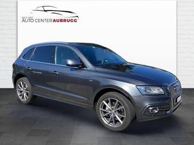 gebraucht Audi Q5 3.0 TDI clean quattro S-tronic