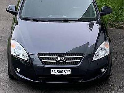gebraucht Kia cee'd Ceed Diesel2.0 DPF SW Kombi