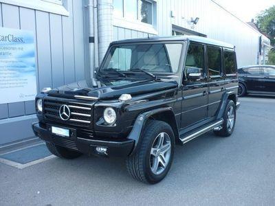 gebraucht Mercedes G500