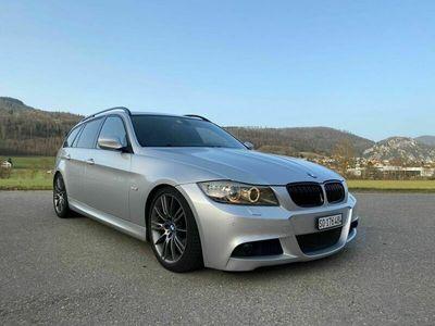 gebraucht BMW 320 3er d Facelift M Paket