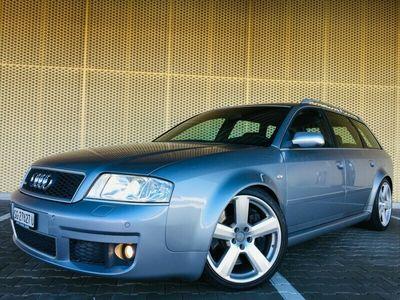 gebraucht Audi RS6 S6 / RS6Avant quattro 39'000km 01.2003