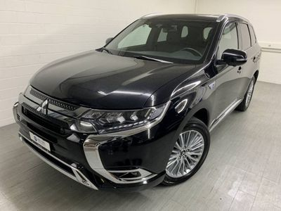 gebraucht Mitsubishi Outlander 2.4 PHEV Diamond MMCS