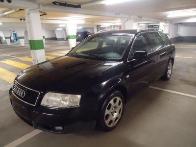gebraucht Audi A6 3.0 lieter 4x4 mit Handschaltung
