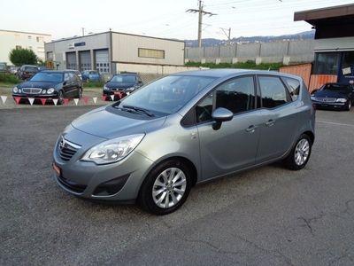 gebraucht Opel Meriva 1.7 CDTi Anniversary Edition Aut