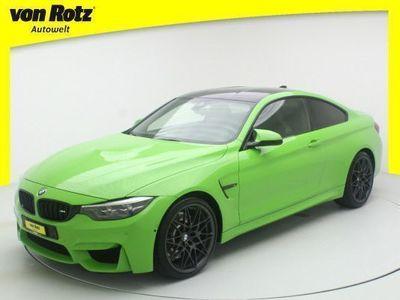 gebraucht BMW M4 Coupé Competition