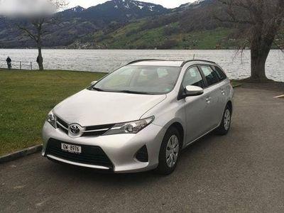 gebraucht Toyota Auris Kombi 1.6 Sports Automat