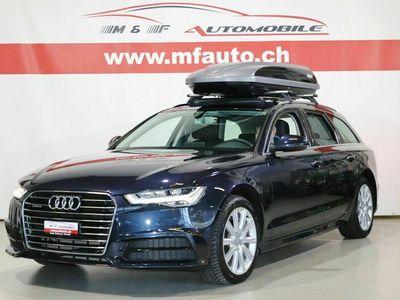 gebraucht Audi A6 Avant 3.0 V6 TDI 218 quattro S-Tr.