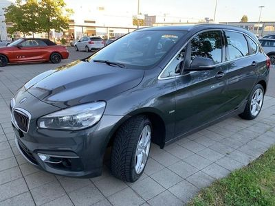 gebraucht BMW 220 Active Tourer 2er d xDrive Luxury Line Steptronic