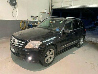 gebraucht Mercedes GLK220 GLK-KlasseCDI BlueEfficiency 4Matic 7G-Tronic