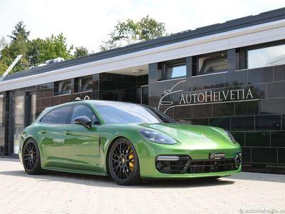 gebraucht Porsche Panamera Turbo S E-Hybrid Sport Turismo PDK