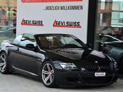 gebraucht BMW M6 Cabriolet