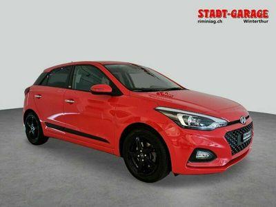 gebraucht Hyundai i20 i20 1.0 T-GDi 120 Vertex1.0 T-GDi 120 Vertex