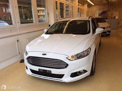 gebraucht Ford Mondeo 2.0 TDCi Titanium