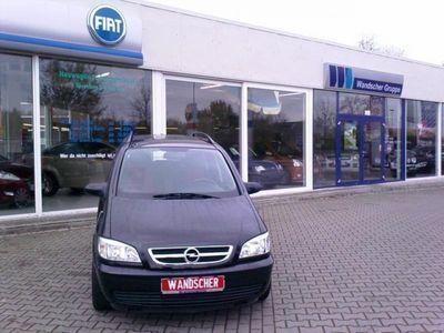 gebraucht Opel Zafira CNG Njoy Style