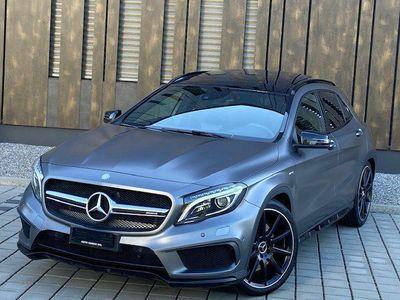 gebraucht Mercedes GLA45 AMG AMG 4Matic 7G-DCT