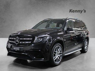 gebraucht Mercedes GLS63 AMG GLS-KlasseV8 AMG