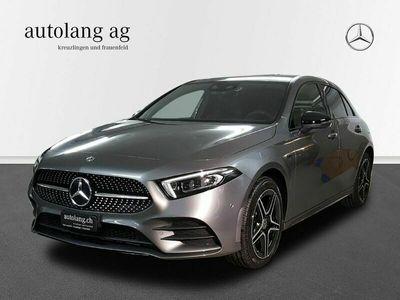 gebraucht Mercedes A250 A-Klassee AMG Line