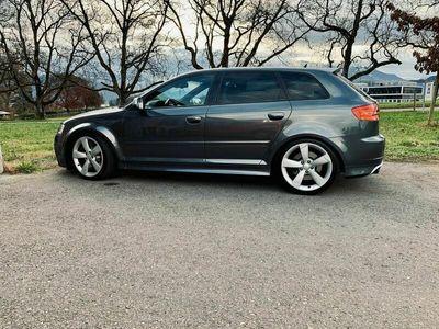 gebraucht Audi S3 Sportback S3 / RS3 RS3 Sportback 2.5 TFSI quattro S-tronic / RS3 RS3 2.5 TFSI quattro S-tronic