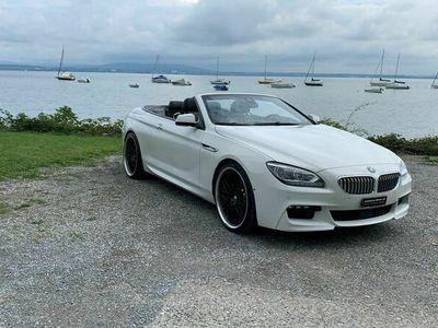 gebraucht BMW 650 Cabriolet 6er i xDrive