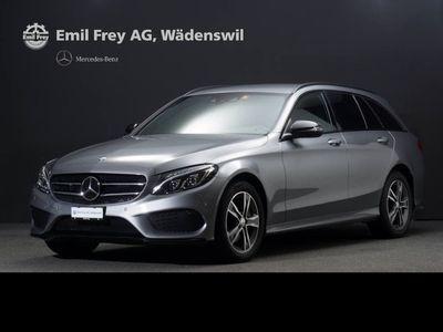 gebraucht Mercedes C200 C-KlasseAMG Line 4matic