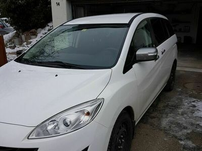 gebraucht Mazda 5 2.0 DI SI