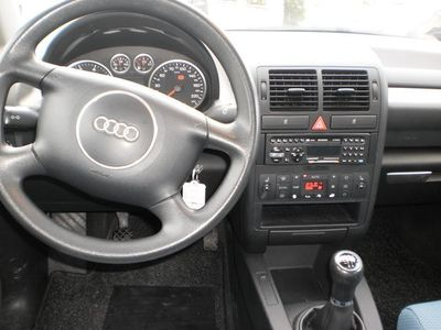 gebraucht Audi A2 1.4 Klima Open-Sky SHZ