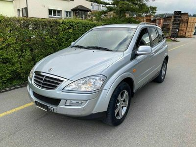 gebraucht Ssangyong Kyron 270 Xdi 4WD Comfort Automatic