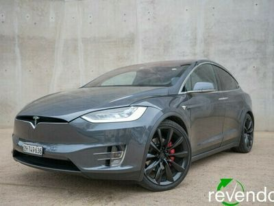 gebraucht Tesla Model X 100 D Performance