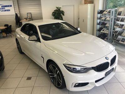 gebraucht BMW 430 i Cabrio xDrive MSport