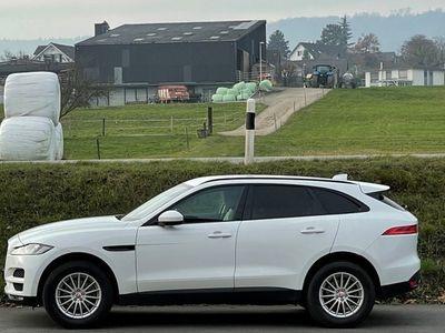 gebraucht Jaguar F-Pace 25t 2.0 Portfolio AWD Automatik