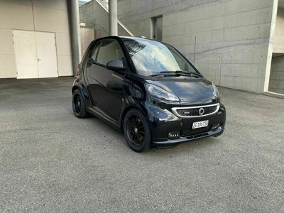 gebraucht Smart ForTwo Coupé Fortwo 451Brabus Xclusive 102 PS